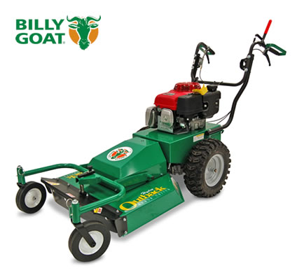 Hire Billy Goat Roughcut Mower
